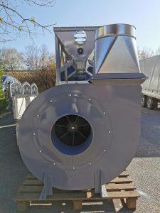 Transportni ventilator 15Kw